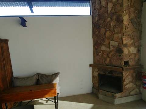 Sunset Lodge by Sky Lodge - Stone fireplace to chilly nights