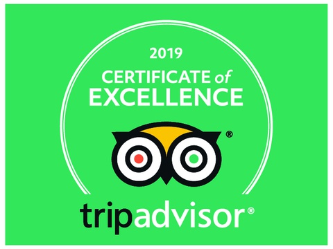 Sky Lodge, Hartbeespoort - Proud Winner of the TripAdvisor Certificate of Excellence - 2016, 2017, 2018 & 2019