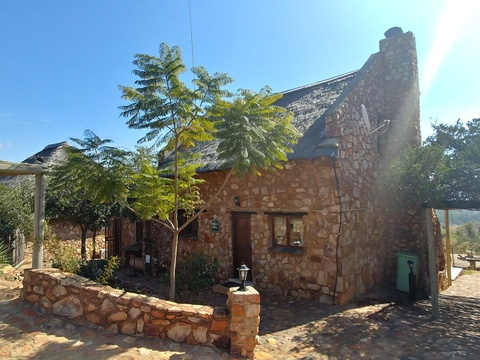 Butterfly cottage at Sky Lodge, Hartbeespoort self catering accommodation