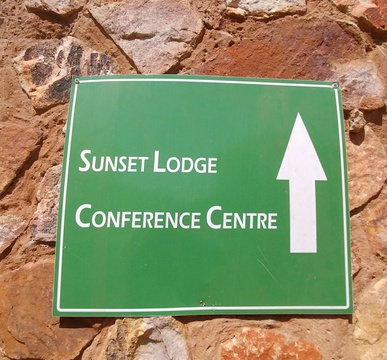 Conference centre at Sunset Lodge, Sky Lodge, Hartbeespoort