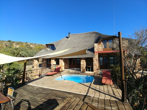 Red Sky Lodge, Sky Lodge, Hartbeespoort self catering accommodation