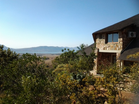 Red Sky Lodge, Sky Lodge, Hartbeespoort self catering accommodation overlooking Hartbeespoort Dam