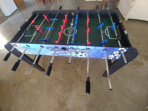 Sunset Lodge at Sky Lodge - Foosball table, Hartbeespoort self catering