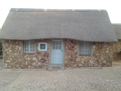 Leopard cottage near Sunset pool can be booked overflow guests if necessary