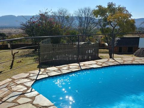 Stone Lodge - Private pool