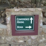 Conference Centre and Boma Dinners!!