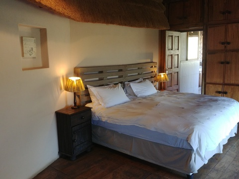 Stone Lodge at Sky Lodge - En-suite bedrooms