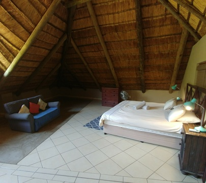 Blue Sky Lodge - Upper south bedroom