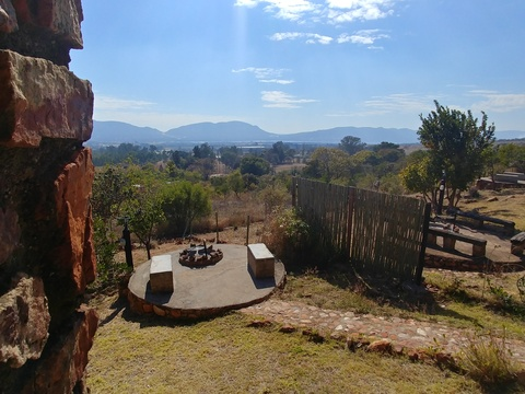 Butterfly cottage - Private boma