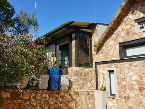 Blue Sky Lodge at Sky Lodge, Hartbeespoort self catering accommodation